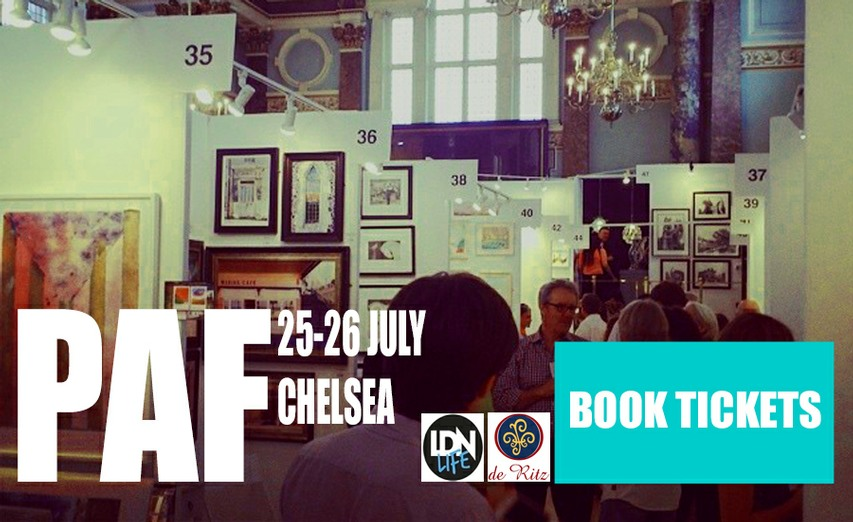 Parallax Art Fair in London